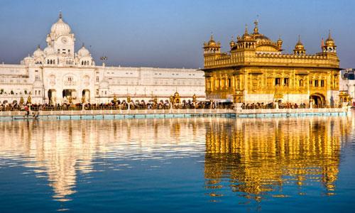 Pathankot Dalhousie Dharamshala Amritsar for 4n / 5d Tour