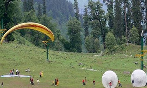 Manali Local Taxi Tour